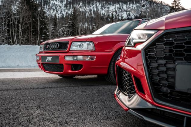 ABT RS4 Audi RS2 07
