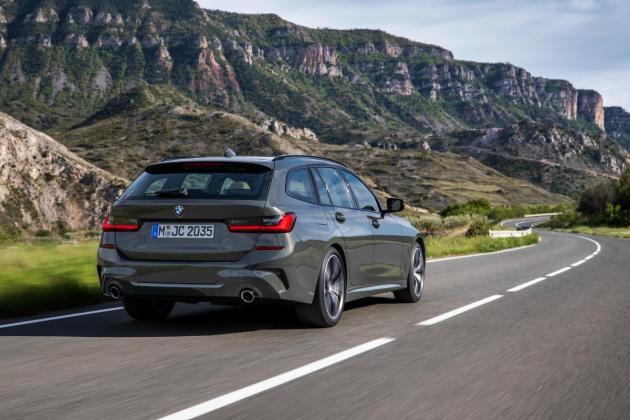 BMW 3er Touring 2019 3