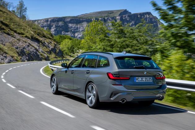 BMW 3er Touring 2019 5