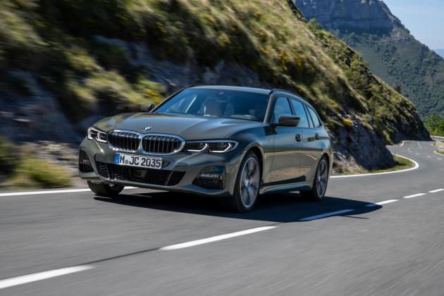 BMW 3er Touring 2019 6