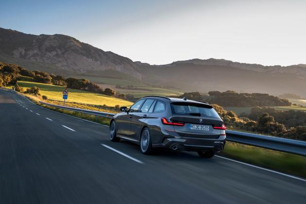 BMW 3er Touring 2019 7