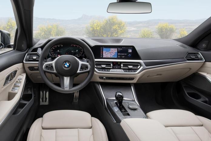 BMW 3er Touring 2019 9