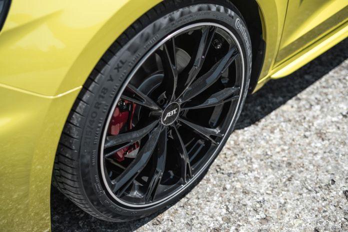ABT Audi A1 GR18 Felgendetail
