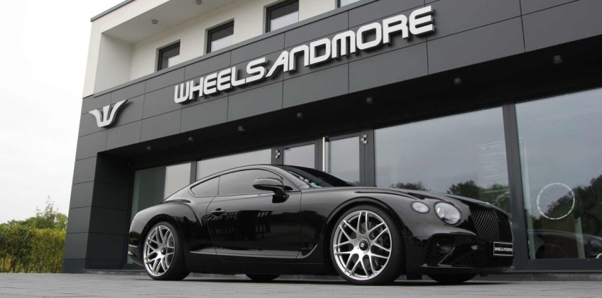 Wheelsandmore New Continental Tuning 13