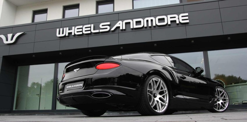 Wheelsandmore New Continental Tuning 2