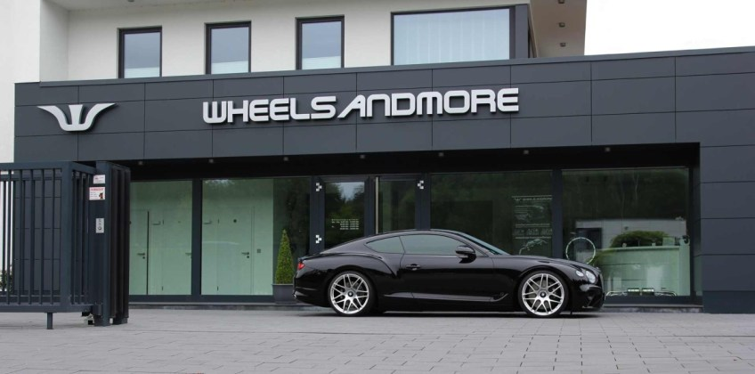 Wheelsandmore New Continental Tuning 4