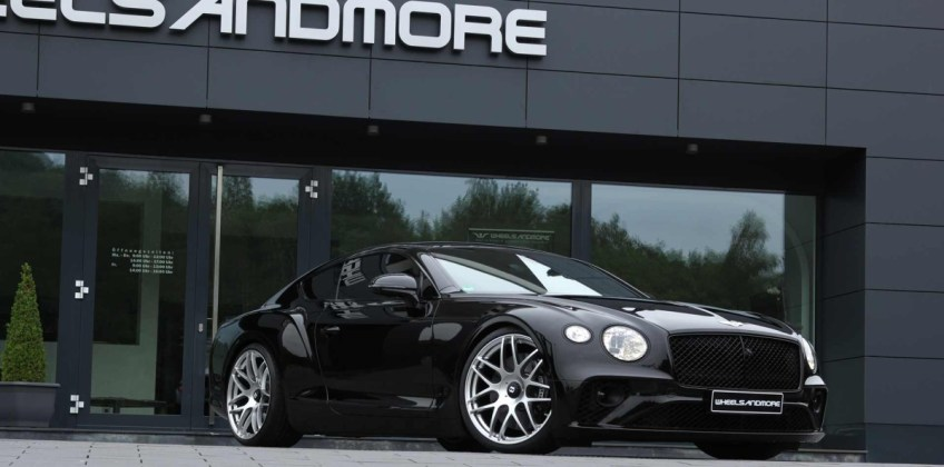 Wheelsandmore New Continental Tuning 7