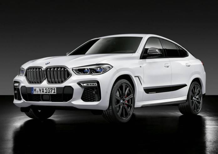 BMW X6 BMW X7 2