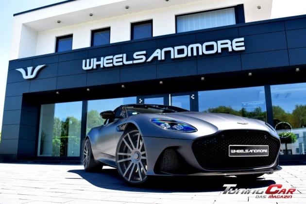 Wheelsandmore Aston Martin DBS Superleggera 1