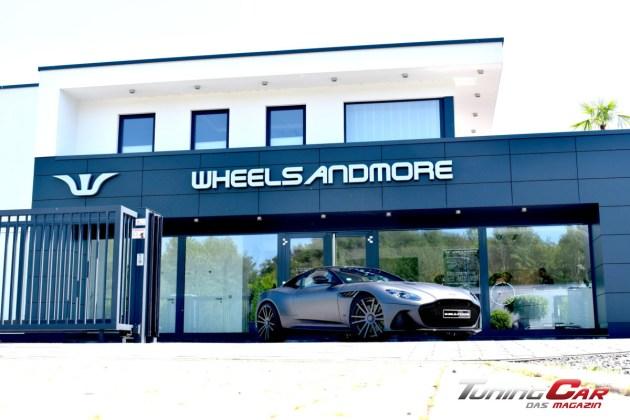 Wheelsandmore Aston Martin DBS Superleggera 10