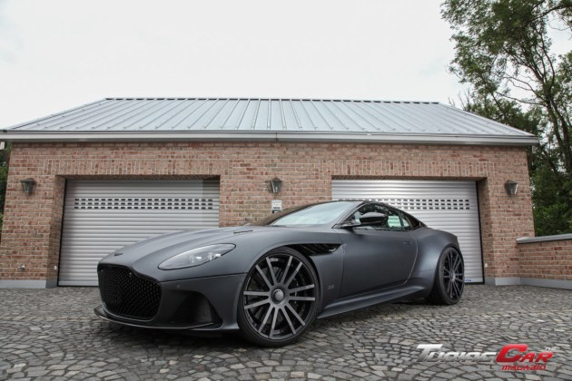 Wheelsandmore Aston Martin DBS Superleggera 5