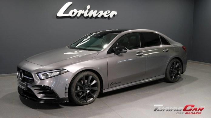 Lorinser A Klasse Limousine 12