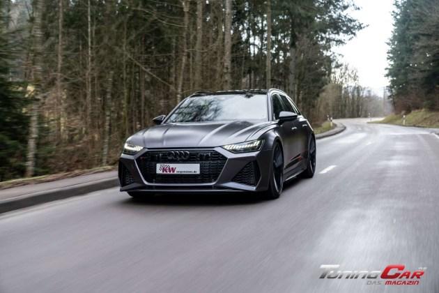 KW Audi RS6 C8 F2 Gewindefedern 001