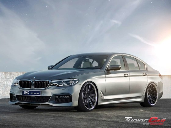 BMW G30 JMS Front