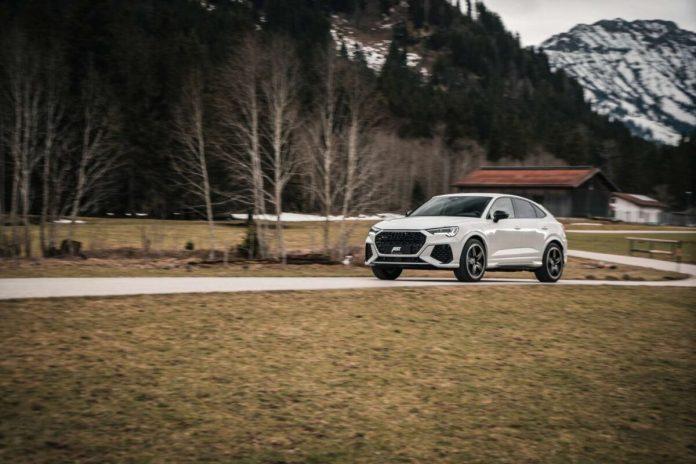 ABT Audi RS Q3 weiß FR20 10