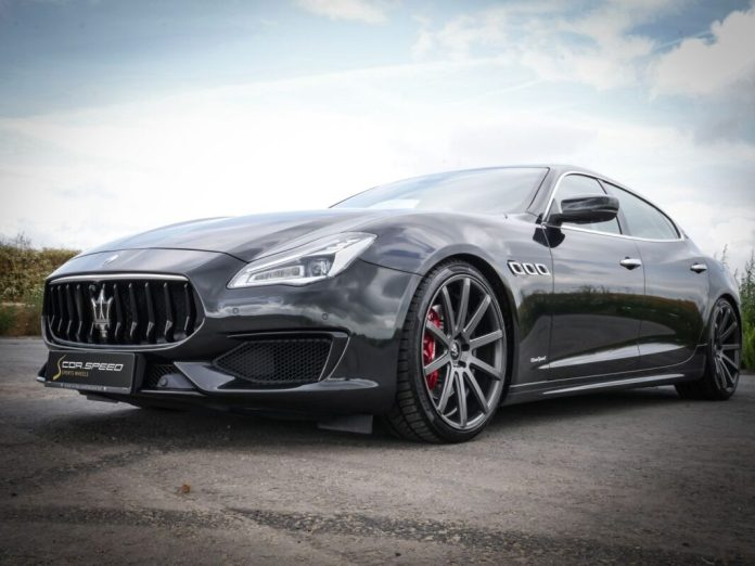 Corspeed Wheels Maserati Quattroporte 2