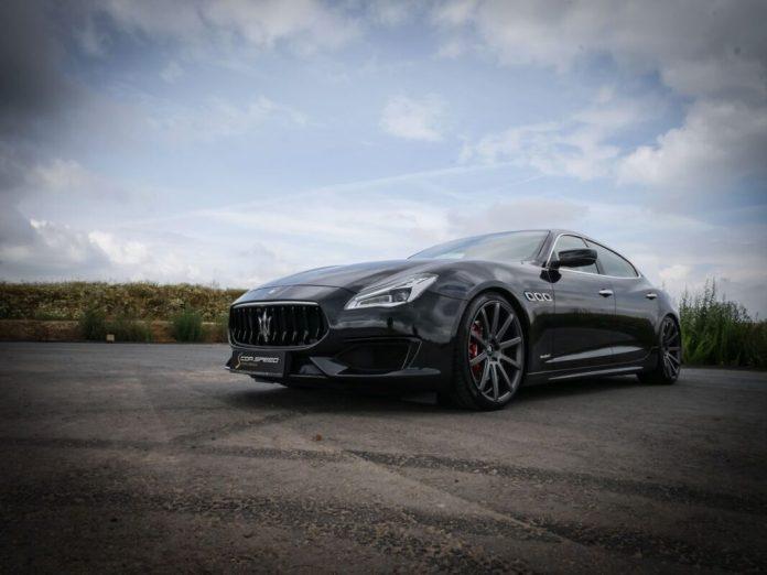 Corspeed Wheels Maserati Quattroporte 3