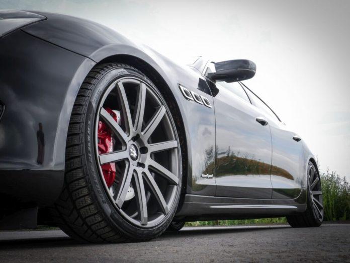 Corspeed Wheels Maserati Quattroporte 4