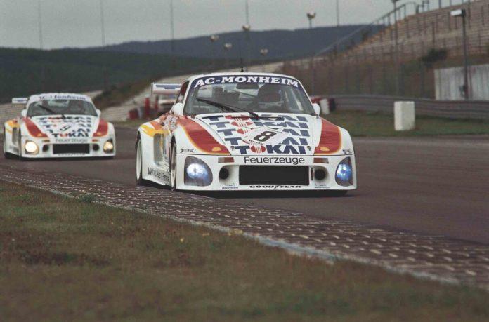 80 Jahre Ekkehard Zimmermann dp Motorsport 1989 Tokai Porsche 935 dp II IMSA Juergen Oppermann
