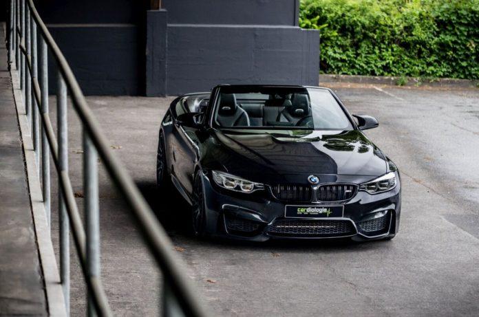 BMWM4 Cabrio F87 11