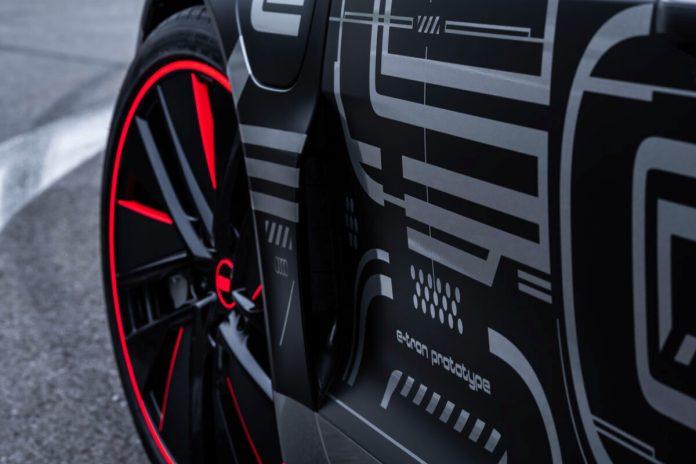 Audi e tron GT 13
