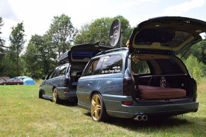 Omega Caravan Uwe 13