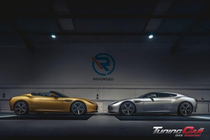 01 Hero Aston Martin Vantage V12 Zagato Heritage TWINS by R Reforged