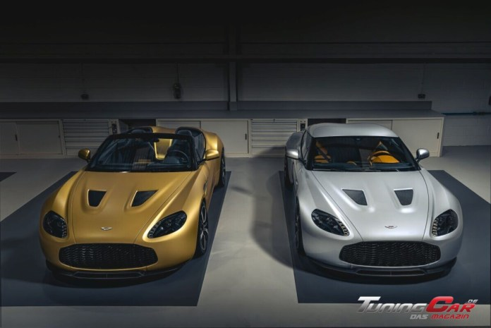 Aston Martin Vantage V12 Zagato Heritage TWINS by R Reforged 1 front