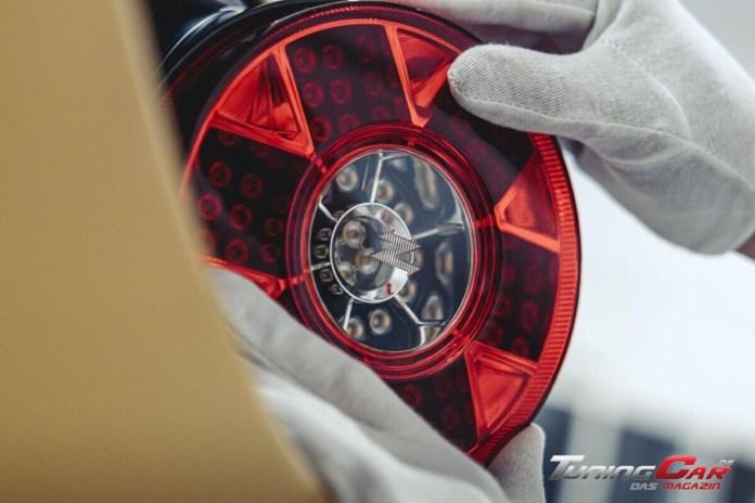 Aston Martin Vantage V12 Zagato Heritage TWINS by R Reforged light