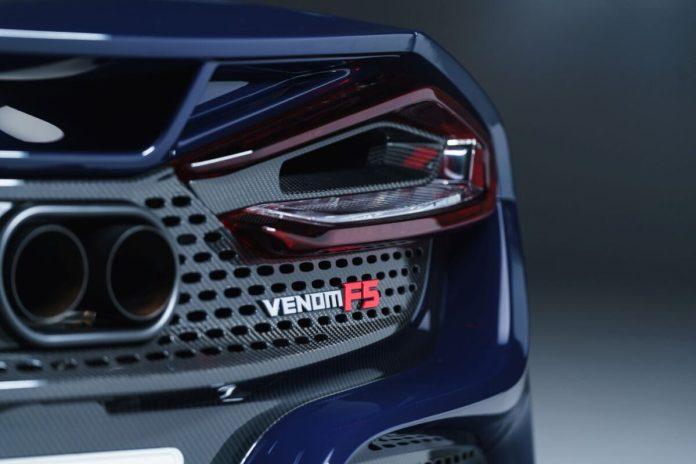 Hennessey Venom F5 studio detail high res 018