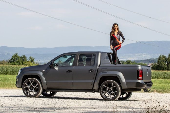 Barracuda Project X VW Amarok 10