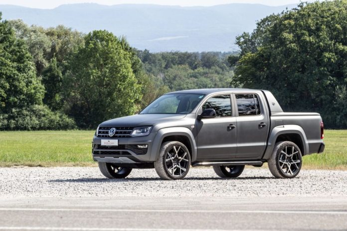 Barracuda Project X VW Amarok 3
