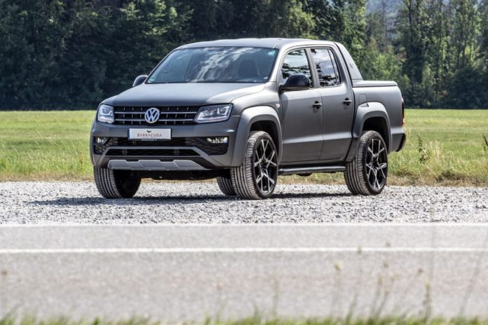 Barracuda Project X VW Amarok 4