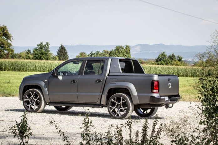 Barracuda Project X VW Amarok 6