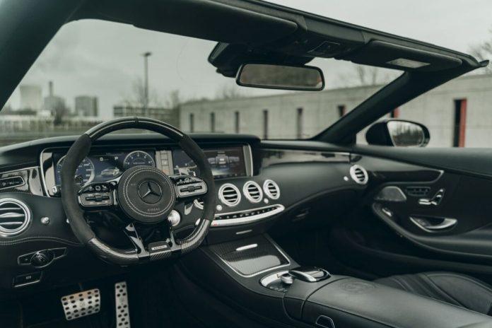 10 Mercedes Benz S63 Cabrio Brabus