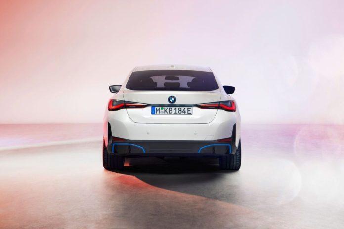 BMW i4 5