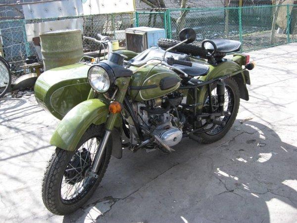 Тюнинг мотоцикла Урал – создаем настоящую классику ...