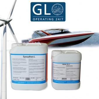 ЭПОКСИДНАЯ СМОЛА L(765гр)+Отвердитель GL1(235гр)