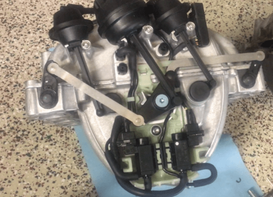 Mercedes M272 Intake Manifold Issues
