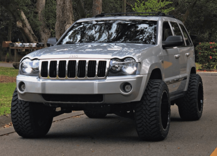 4.7L Jeep Grand Cherokee Problems
