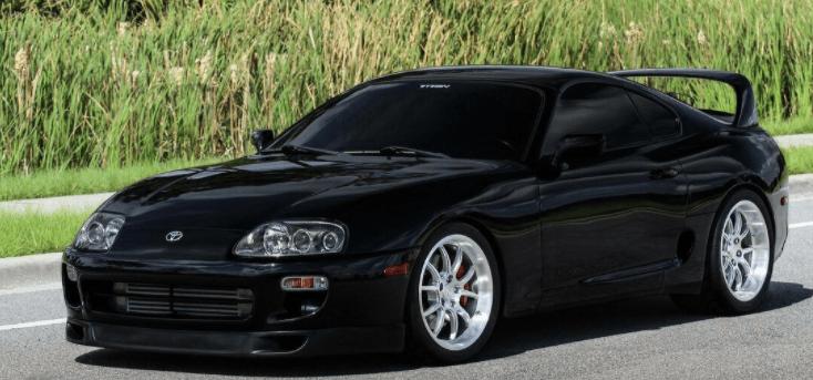 Toyota Supra 2JZ Engine