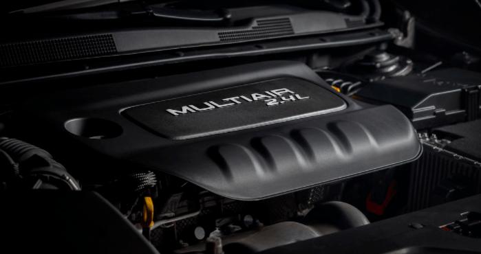 Chrysler 2.4 Tigershark World Gas Engine