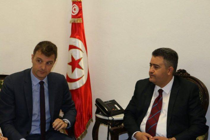 اتفاقية شراكة بين الجانب التونسي والجانب الفرنسي