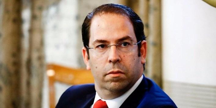 رئيس الحكومة التونسية يوسف الشاهد2