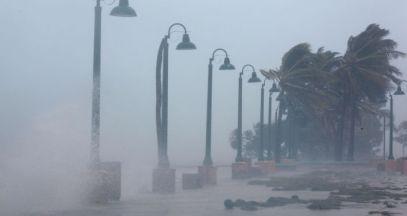 إعصار إيرما-في بويرتو ريكو