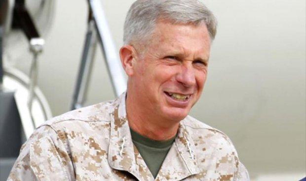 توماس وولدهاوزر قائد القوات الأميركية في أفريقيا أفريكوم