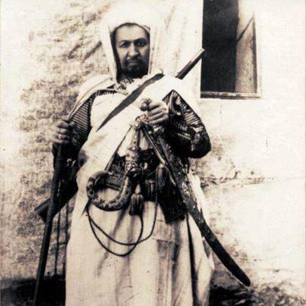 الملك الراحل محمد إدريس ابن محمد المهدي السنوسي