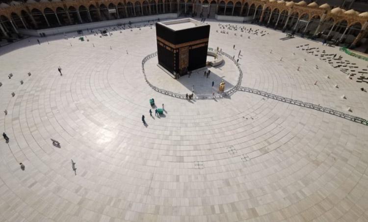 السعودية إلغاء الحج والعمرة بسبب كورونا