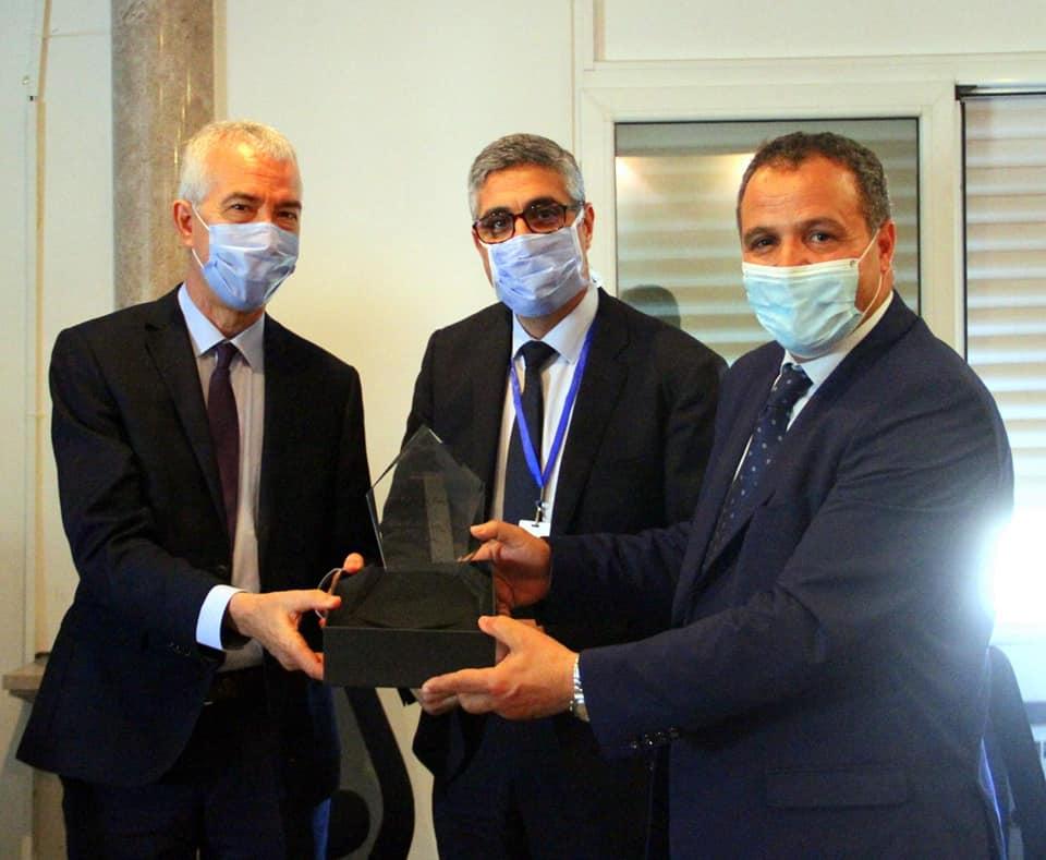 الدكتور شكري حمودة على رأس الهيئة الوطنية للتقييم والإعتماد في المجال الصحي1