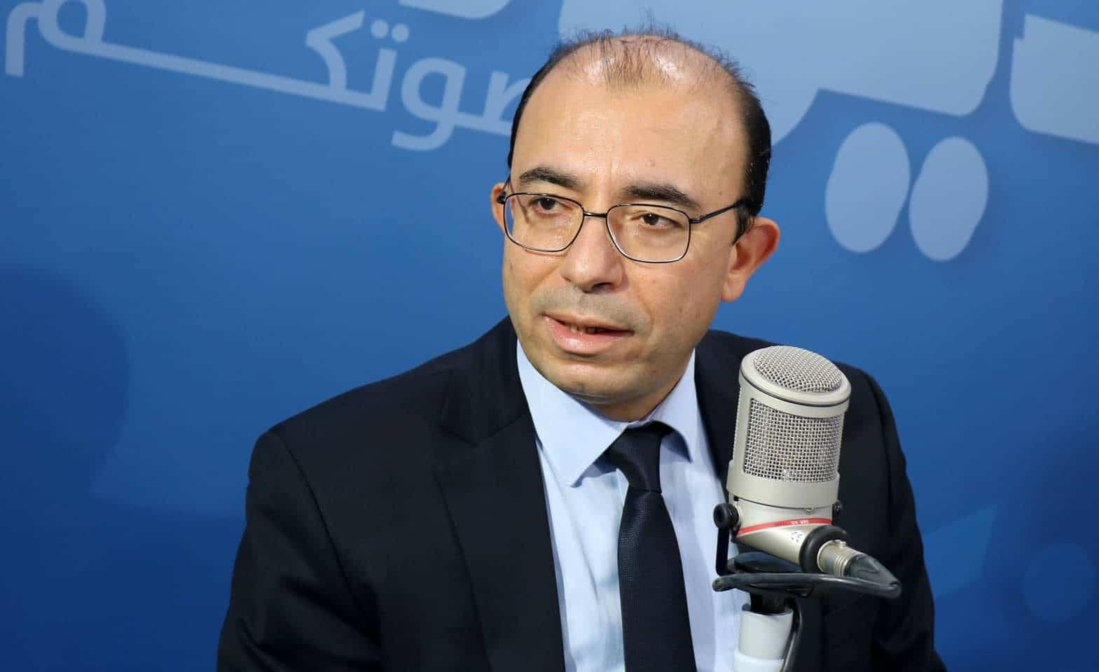 أنيس الجزيري رئيس مجلس الأعمال التونسي الأفريقي